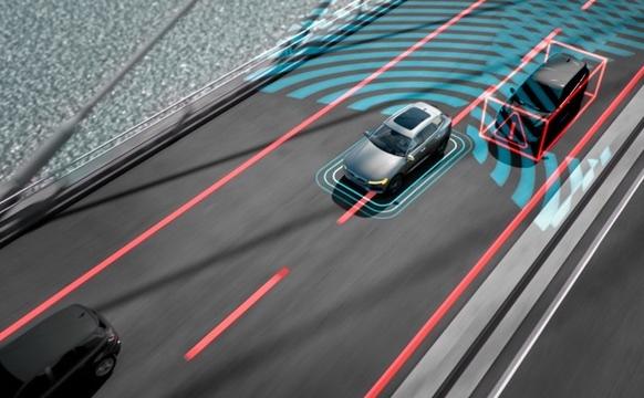 tecnologías de seguridad Volvo